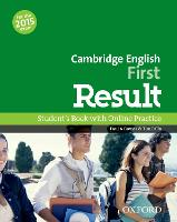 Cambridge English: First Result:...