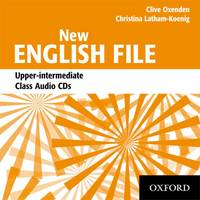 New English File: Upper-Intermediate:...