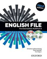 English File: Pre-intermediate:...