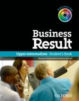 Business Result: Upper-intermediate: Student's Book with DVD-ROM and Interactive or Online Workbook