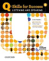 Q Skills for Success: Listening and...