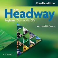 New Headway Beginner Class CD