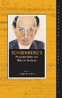 Schoenberg's Program Notes and ...
