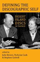 Defining the Discographic Self: ...