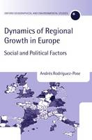 Dynamics of Regional Growth in Europe...