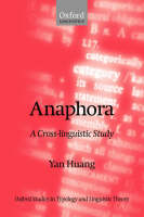 Anaphora: A Cross-Linguistic Study