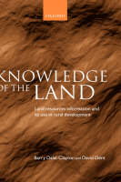 Knowledge of the Land: Land Resources...