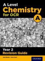 OCR A Level Chemistry A Year 2...