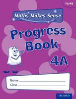 Maths Makes Sense: Y4: A Progress Book