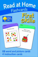 Read at Home: First Skills: Flashcards