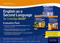 English as a Second Language for...