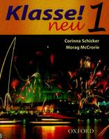 Klasse! Neu - Part 1 - Student's book