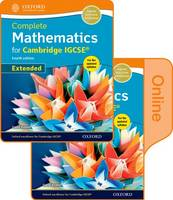 Complete Mathematics for  Cambridge...