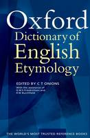 The Oxford Dictionary of English...
