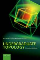 Undergraduate Topology: A Working...
