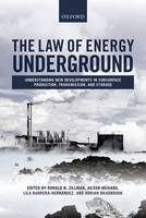 The Law of Energy Underground:...