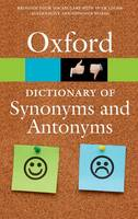 The Oxford Dictionary of Synonyms and...