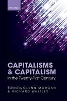 Capitalisms and Capitalism in the...