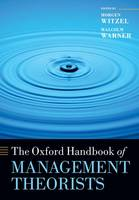 The Oxford Handbook of Management...