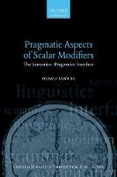 Pragmatic Aspects of Scalar ...