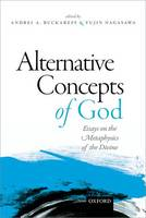 Alternative Concepts of God: Essays ...
