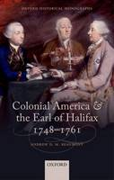 Colonial America and the Earl of...