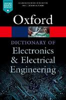 A Dictionary of Electronics and...