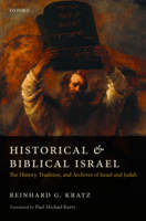 Historical and Biblical Israel: The...