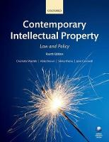 Contemporary Intellectual Property:...