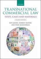 Transnational Commercial Law: Texts,...