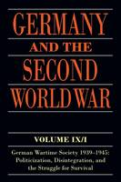 Germany and the Second World War:...