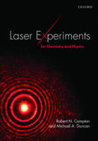 Laser Experiments for Chemistry and...