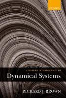 A Modern Introduction to Dynamical...