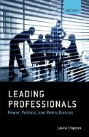 Leading Professionals: Power,...