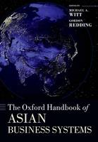 The Oxford Handbook of Asian Business...