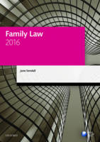 Family Law: 2016