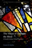 The Vision of Didymus the Blind: A...