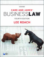 Card & James' Business Law
