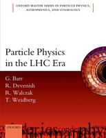 Particle Physics in the LHC Era