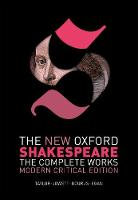 The New Oxford Shakespeare: Modern...