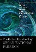 The Oxford Handbook of Organizational...