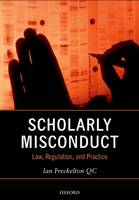 Scholarly Misconduct: Law, ...