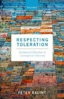 Respecting Toleration: Traditional...