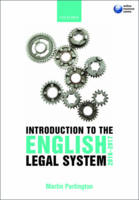 Introduction to the English Legal...