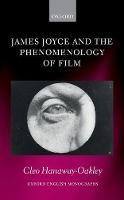 James Joyce and the Phenomenology of...
