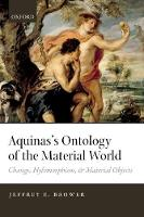 Aquinas's Ontology of the Material...