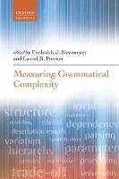 Measuring Grammatical Complexity