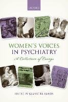 Women's Voices in Psychiatry: A...