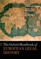 The Oxford Handbook of European Legal...