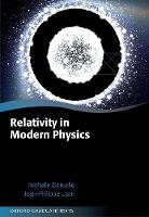 Relativity in Modern Physics